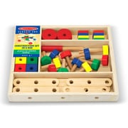 Melissa & Doug® Construction Building Set in a Box