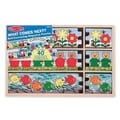 Melissa & Doug® What Comes Next? Self-Correcting Sequence Puzzles
