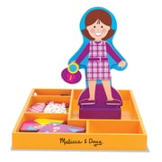 Melissa & Doug® My Friend Molly Magnetic Dress Up Set