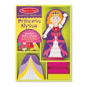 Melissa & Doug® Princess Alyssa Magnetic Dress-Up Set