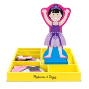 Melissa & Doug® Leah Ballerina Magnetic Dress-Up Set