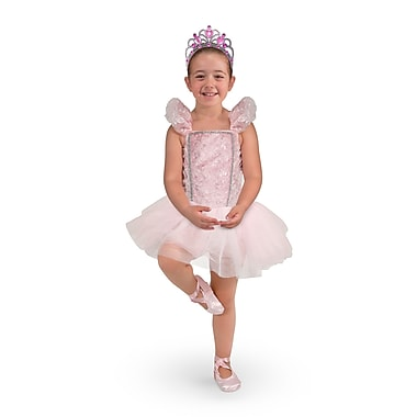 Melissa & Doug® Ballerina Role Play Costume Set