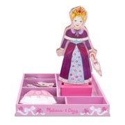 Melissa & Doug® Princess Olivia Magnetic Dress-Up Set