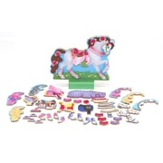Melissa & Doug® My Horse Clover Magnetic Dress-Up Set