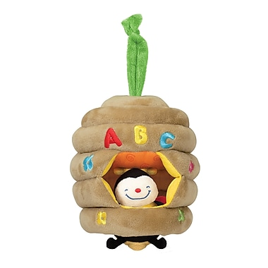 Melissa & Doug® Musical Pull Beehive Baby Toy