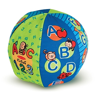 Melissa & Doug® 2-in-1 Talking Ball Learning Toy