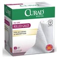 Medline® Curad® 5CT Prosorb Rolled Gauze, 4in. x 90in., 24/Box