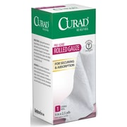 Medline® Curad® 1CT Prosorb Rolled Gauze, 4 x 90, 24/Box