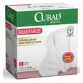 Medline® Curad® 5CT Prosorb Rolled Gauze, 3in. x 90in., 24/Box