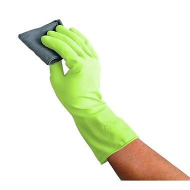 Medline® Venom™ Reusable Latex All-Purpose Gloves, Green, Large/XL