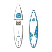 EP Memory Santa Cruz Surfdrive 8GB USB 2.0 Flash Drive, Hibiscus 2012