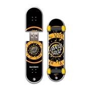 EP Memory Skatedrive Santa Cruz 8GB USB 2.0 Flash Drive, Rob Dot Fade