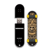 EP Memory Birdhouse/Tony Hawk Skatedrive 8GB USB 2.0 Flash Drive, Hawk Mayan