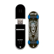 EP Memory Birdhouse/Tony Hawk Skatedrive 16GB USB 2.0 Flash Drive, Hawk Skull
