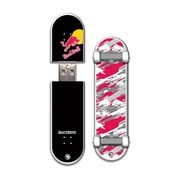 EP Memory Red Bull Skatedrive 16GB USB 2.0 Flash Drive, Red Camo