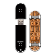 EP Memory Zoo York Skatedrive 16GB USB 2.0 Flash Drive, Instastack