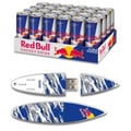 EP Memory 24/Pack Red Bull Original Energy Drink & Surfdrive 8GB USB 2.0 Flash Drive, Blue Camo