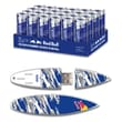 EP Memory 24/Pack Red Bull Blue Energy Drink & Surfdrive 8GB USB 2.0 Flash Drive, Blue Camo