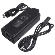Insten® AC Power Adapter For Xbox 360/Sony PlayStation 4, Black