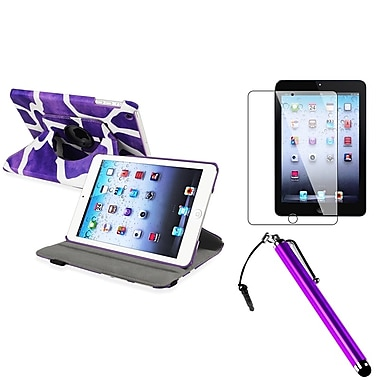 Insten® 948691 3 Piece Tablet Case Bundle For Apple iPad Mini/ iPad Mini With Retina Display