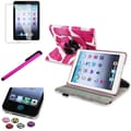 Insten® 1059866 4 Piece Tablet Case Bundle For Apple iPad Mini/ iPad Mini With Retina Display