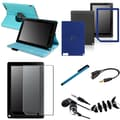 Insten® 1054451 7 Piece Tablet Case Bundle For Barnes & Noble Nook HD+