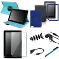 Insten® 1166613 7 Piece Tablet Case Bundle for Barnes & Noble Nook HD+
