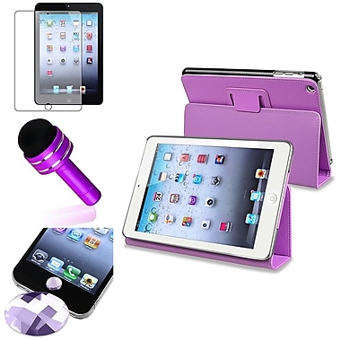 Insten® 1038004 4 Piece Universal Case Bundle For Apple iPad Mini With Retina Display