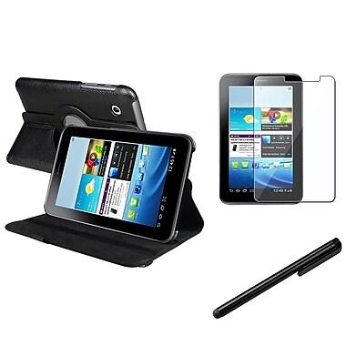 Insten® 1090474 3 Piece Tablet Case Bundle For 7in. Samsung Galaxy Tab 2 P3100/ P3110/ P3113