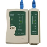 Insten® POTHRJ45TST1 Cable Tester For RJ45/RJ11 Cables