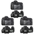 Insten® 387356 3 Piece Protector Bundle For Canon EOS 60D