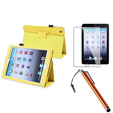 Insten® 948663 3 Piece Tablet Case Bundle For Apple iPad Mini/ iPad Mini With Retina Display