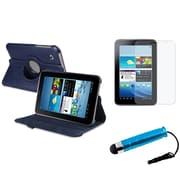 Insten® 1156886 3 Piece Tablet Case Bundle For 7 Samsung Galaxy Tab 2 P3100/ P3110/ P3113