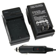 Insten® BOLYBLM1CS02 Compact Battery Charger Set For Olympus BLM-1/ BLL-1