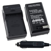 Insten® BNIKENEL5CS2 Compact Battery Charger Set For Nikon EN-EL5