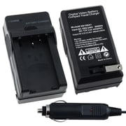 Insten® BKOD8000CS03 Compact Battery Charger Set For Kodak KLIC-8000