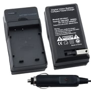 Insten® BSONFT1XCS03 Compact Battery Charger Set For Sony NP-FT1/DAV-FR1
