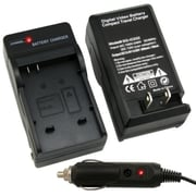 Insten® BCANNB6LCS01 Compact Battery Charger Set For Canon NB-6L