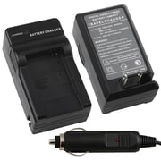 Insten® BSAMBP70ACS1 Compact Battery Charger Set For Samsung BP-70A/BP-85A