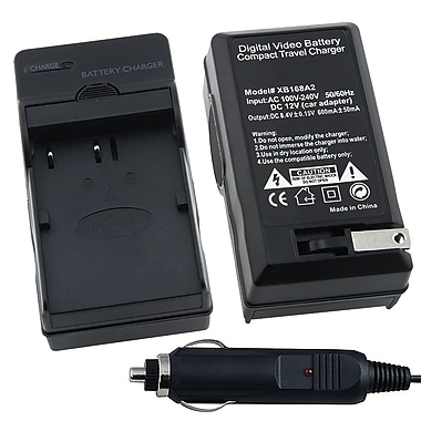 Insten® BNIKENEL3CS2 Compact Battery Charger Set For Nikon EN-EL3