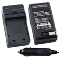 Insten® BNIKENEL8CS3 Compact Battery Charger Set For Nikon EN-EL8