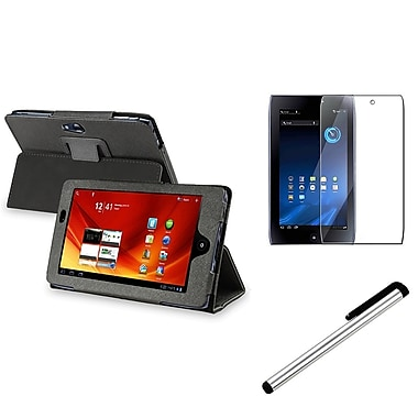 Insten® 989499 3 Piece Tablet Case Bundle For Acer Iconia A100