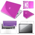 Insten® 450608 3 Piece PC Case Bundle For Apple MacBook Pro 13in.