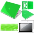 Insten® 1161572 3 Piece PC Case Bundle For Apple MacBook Pro 13in.
