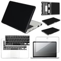 Insten® 1116781 3 Piece PC Case Bundle For Apple MacBook Pro 13.3in.