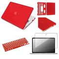 Insten® 528522 3 Piece PC Case Bundle For Apple MacBook Pro 13in.