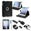 Insten® 809541 8 Piece Tablet Case Bundle For Apple iPad Mini/ iPad Mini With Retina Display