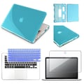 Insten® 450614 3 Piece PC Case Bundle For Apple MacBook Pro 13in.