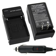 Insten® BSONFM500CS1 Compact Battery Charger Set For Sony NP-FM500H