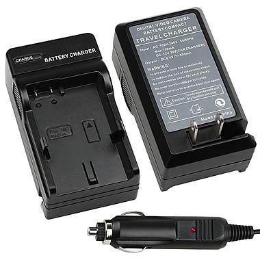 Insten® BNIKEL14CS01 Compact Battery Charger Set For Nikon EN-EL14